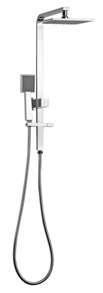 eFit Square 2 in 1 Shower