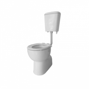 Care Disabled Toilet Suite - K-024