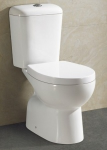 Close Coupled Toilet Suite - K-009S