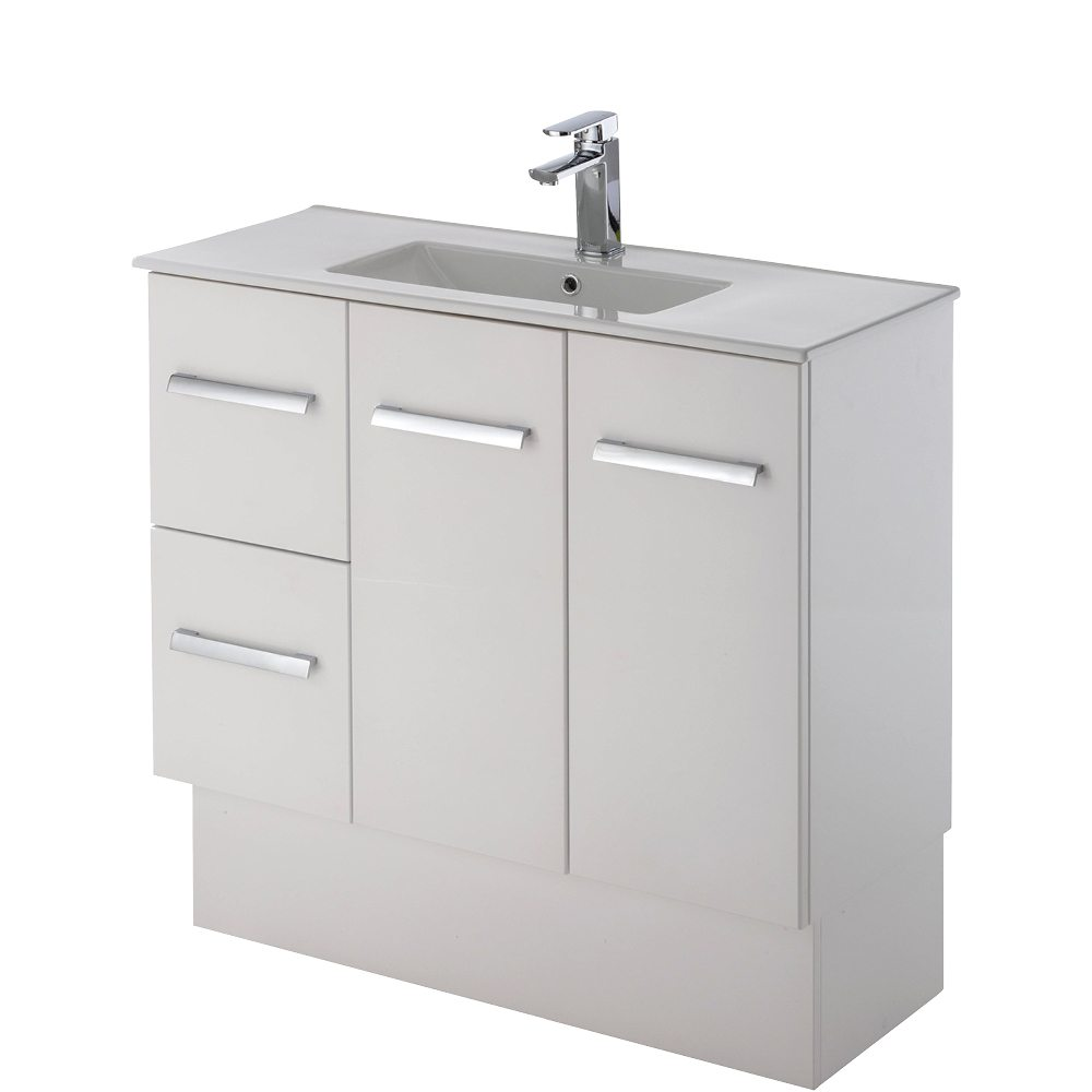 Delgado 900 Wall Hung Slim Ensuite Vanity