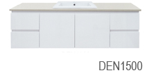 Denver 1500mm Single Vanity