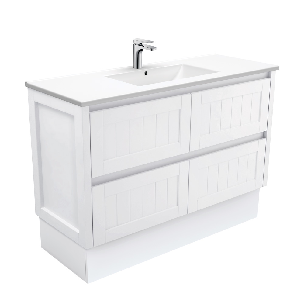 Dolce Hampton 1200 Vanity on Kickboard
