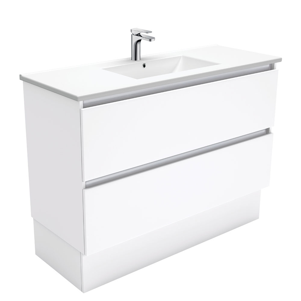Dolce Quest 1200 Vanity on Kickboard