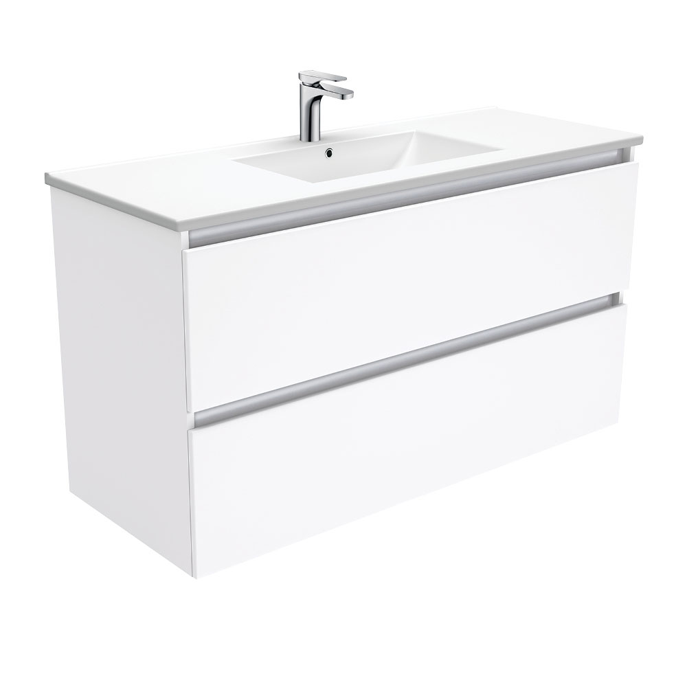 Dolce Quest 1200 Wall-Hung Vanity