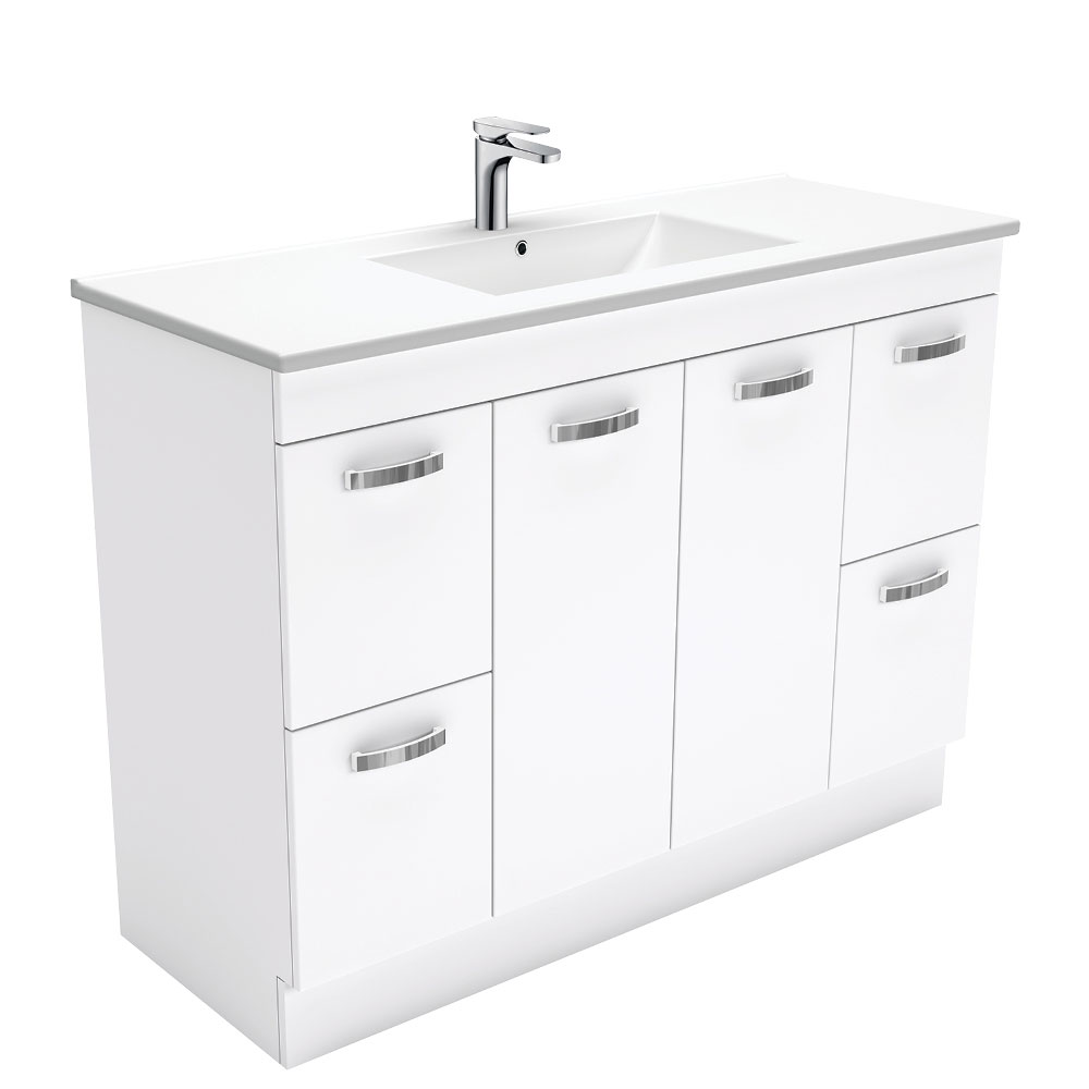Dolce UniCab 1200 Vanity on Kickboard