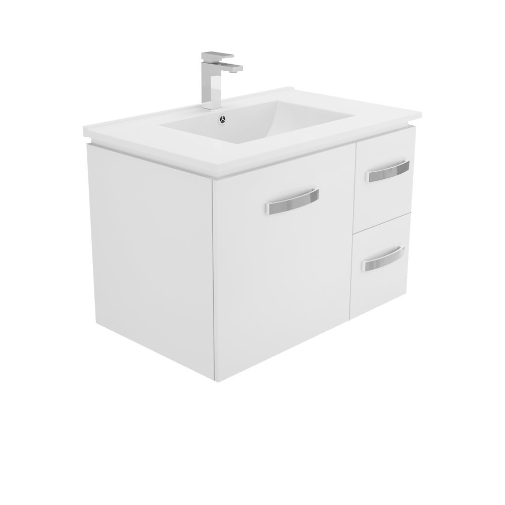 Dolce Vita Uni Cabinet 750 Wall Hung Vanity