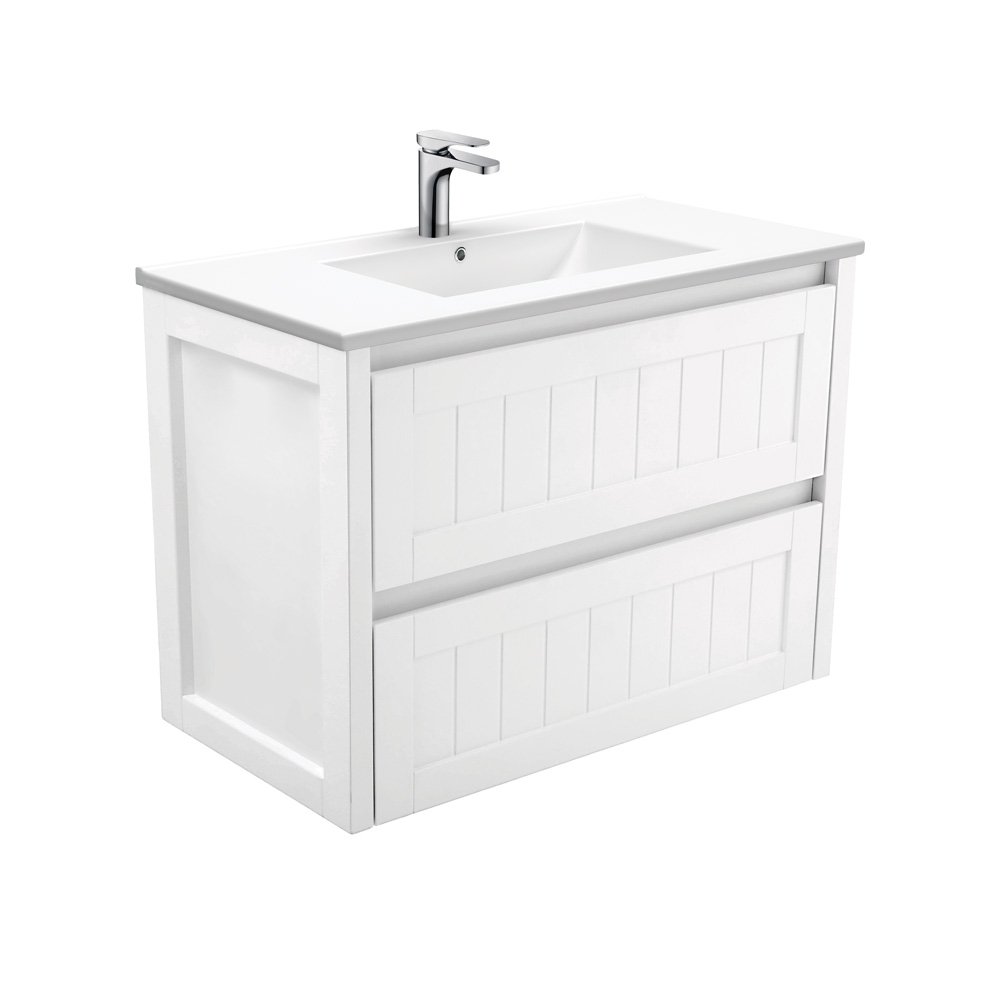 Hampton Dolce 900 Wall Hung Vanity