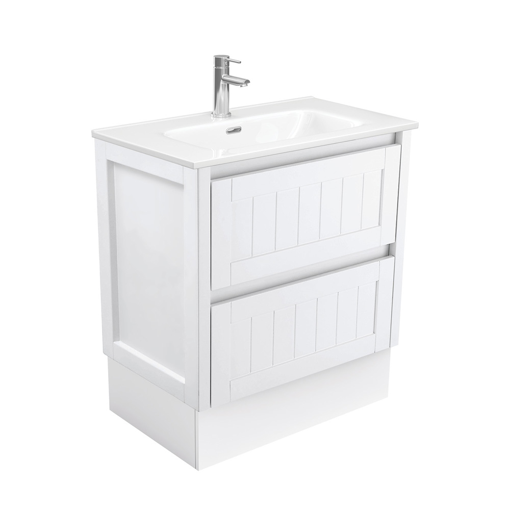 Joli Hampton 750 Vanity on Kickboard