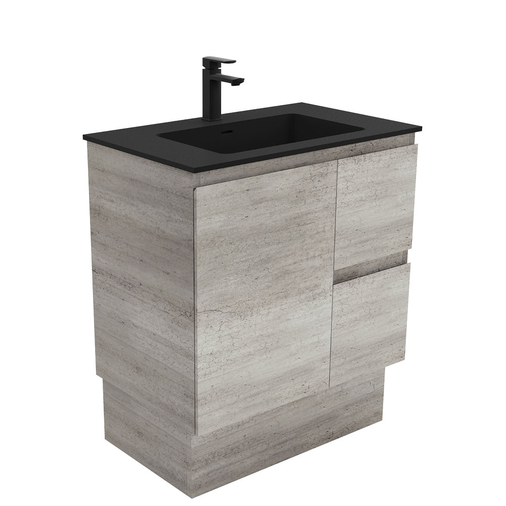Montana Edge Industrial 750 Vanity on Kickboard