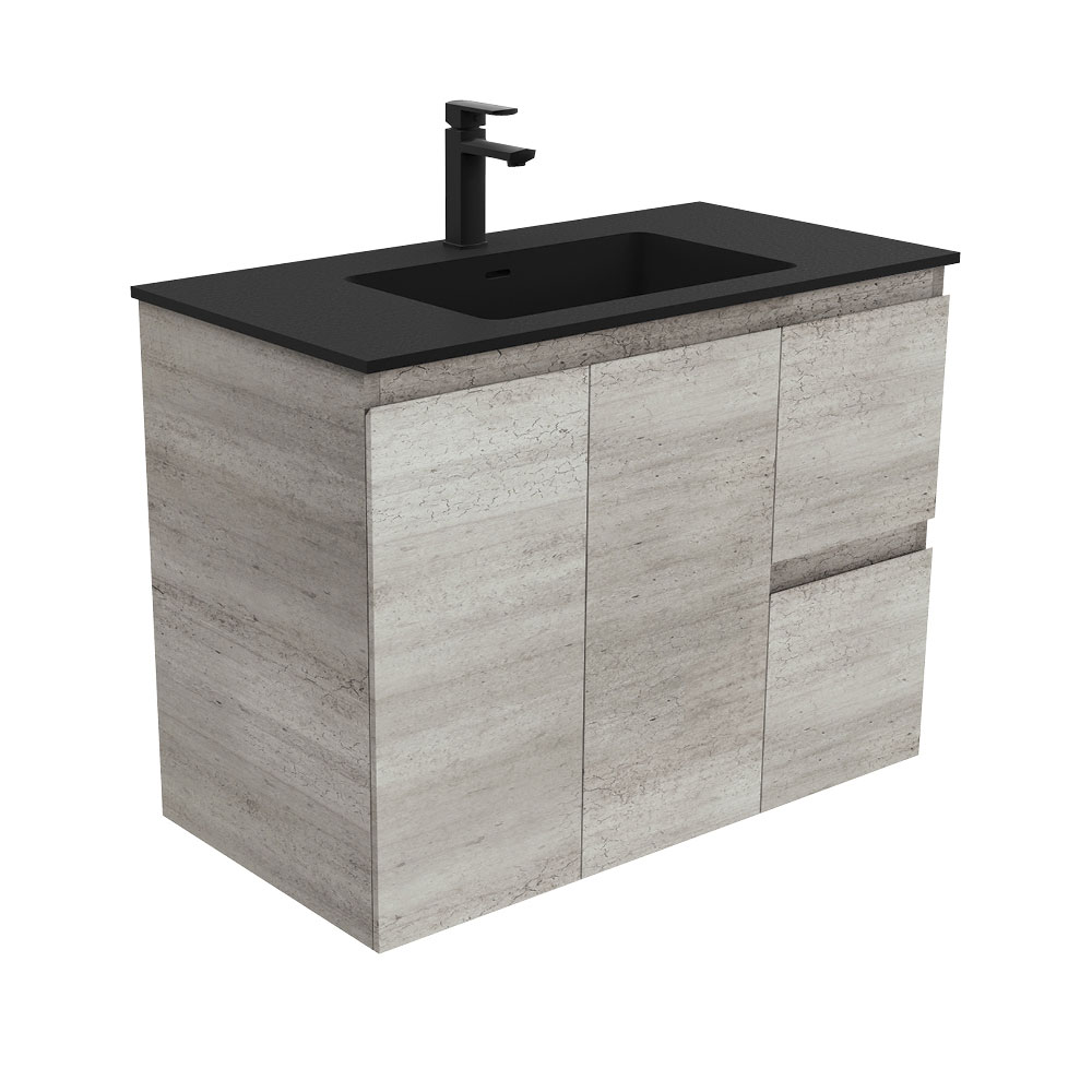 Montana Edge Industrial 900 Wall-Hung Vanity