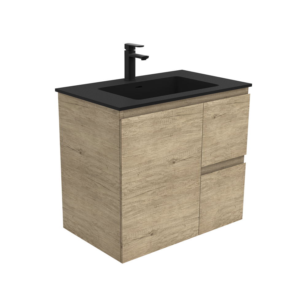 Montana Edge Scandi Oak 750 Wall-Hung Vanity