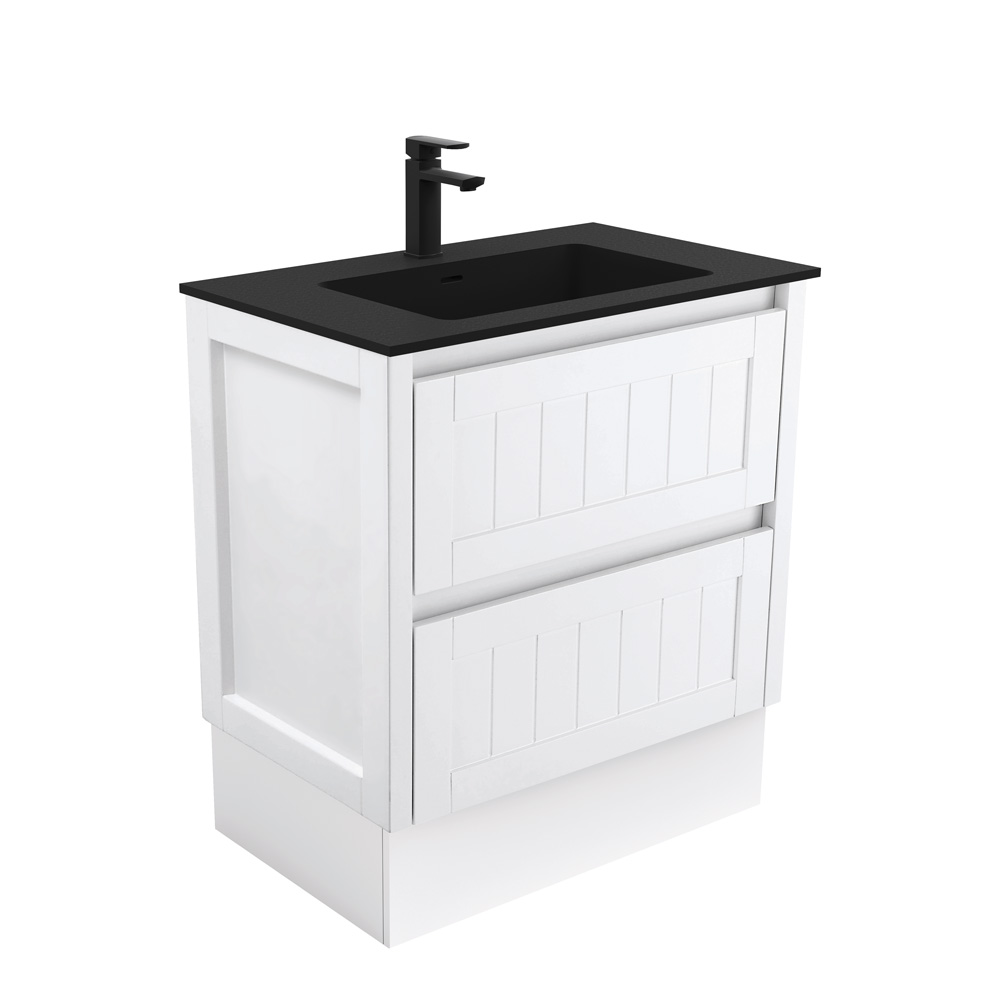 Montana Hampton 750 Vanity on Kickboard