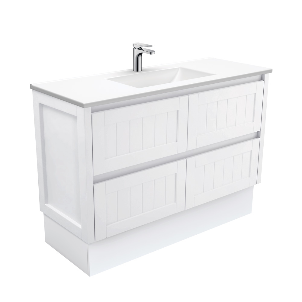 Vanessa Hampton 1200 Vanity on Kickboard