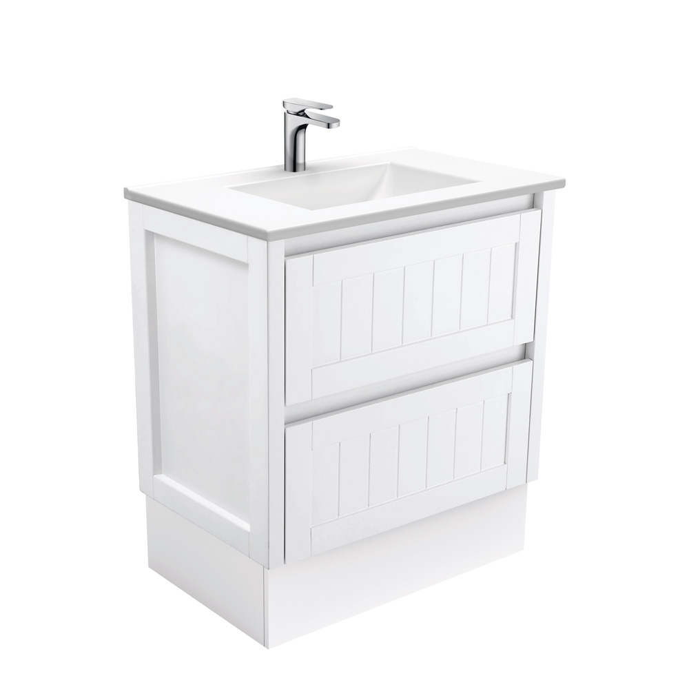Vanessa Hampton 750 Vanity on Kickboard