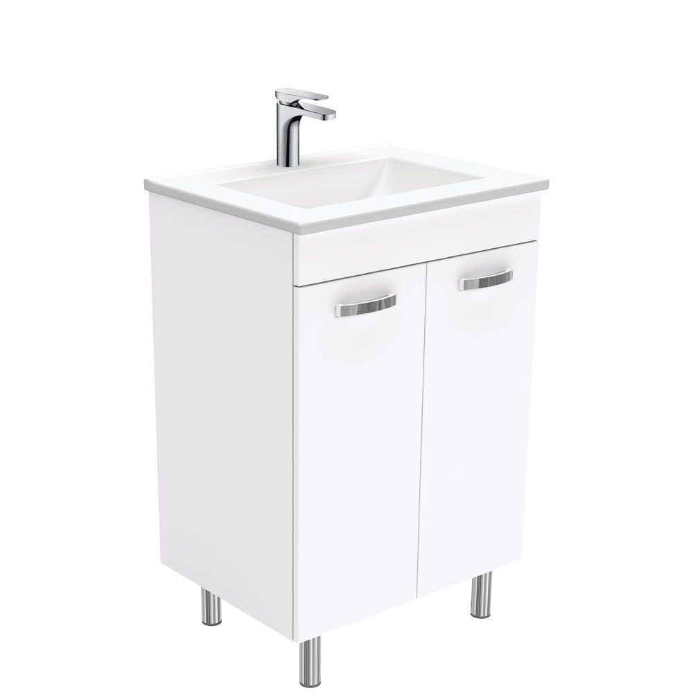 Vanessa UniCab 600 Vanity on Legs