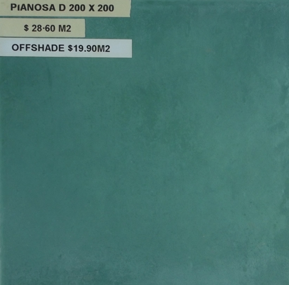 Pianosa D 200 x 200 OFF SHADE ONLY LEFT