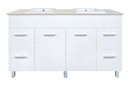 Marlin 1500 DB Stone top Vanity