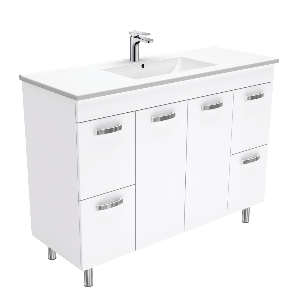 Dolce UniCab™ 1200 Vanity on Legs
