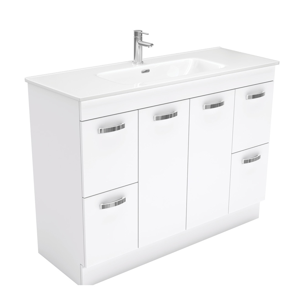Joli UniCab™ 1200 Vanity on Kickboard
