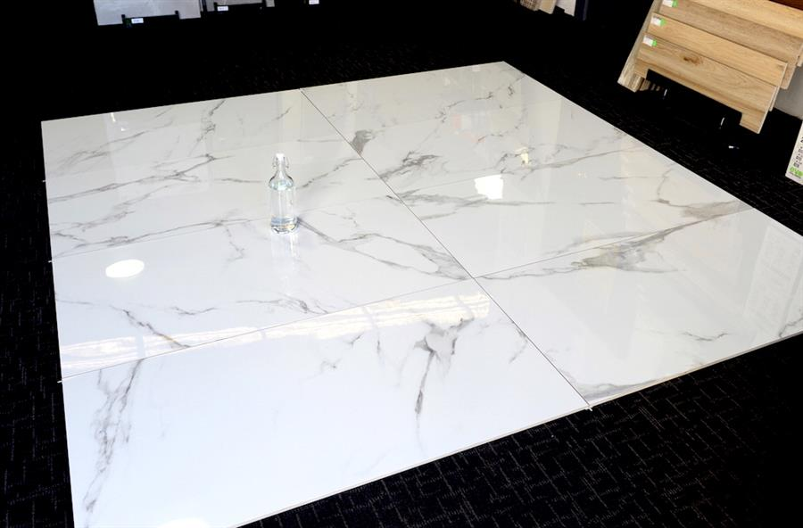 Calacatta Gloss  Polished Porcelain 1200