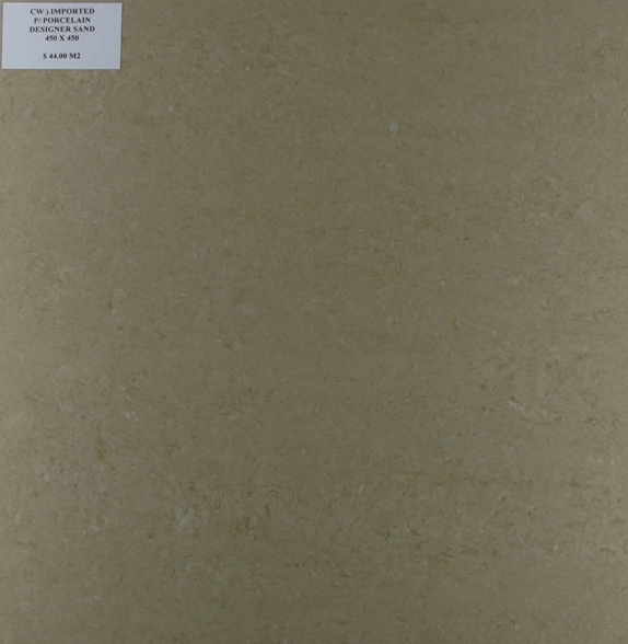Designer Sand Polished 450 x 450