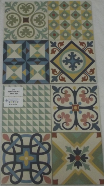 Heritage Mix Floor