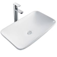 Elegant Slim Counter Top Basin - VCB408E