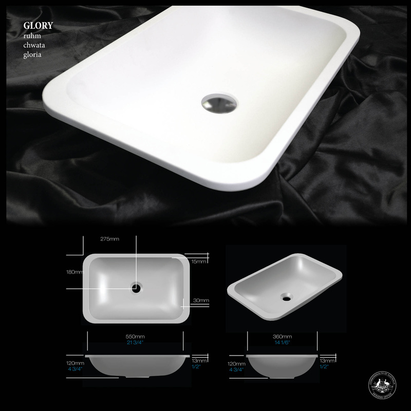 Glory Under-Counter Basin