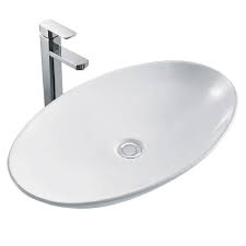 Ideal Slim Counter Top Basin - VCB407E
