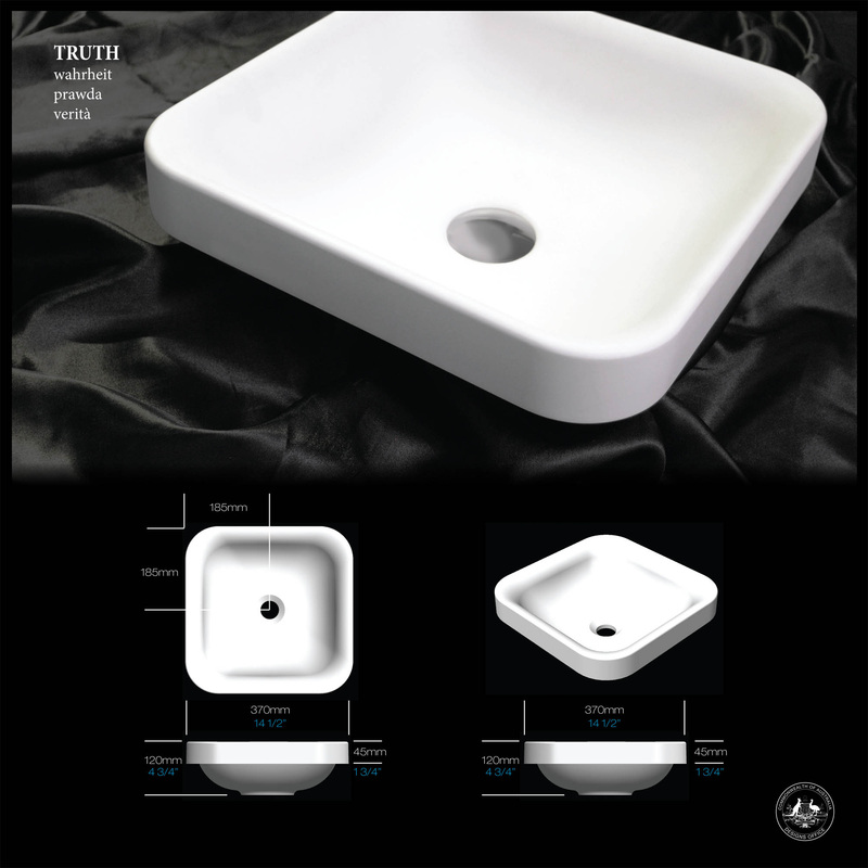 Truth Semi-Insert Basin